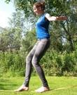Slackline | Walking rope | Touw lopen