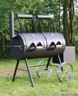 "BIG BBQ Smoker Oklahoma 24"" inch offset barbecue te Huur"