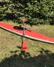 Eenpersoons kano, kayak