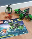 LEGO: Nexo Knights, berserker Bommenwerper