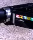 Ful HD Camera werkt met een SD Card