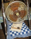 Ventilator tafelmodel