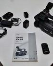 Professionele camera / filmcamera / videocamera /  handycam