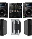 Pioneer DJ Set 2x CDJ-2000NXS2 + DJM-900NXS2 + cases