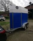 Paarden trailer
