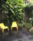 2 tuin lounge stoelen