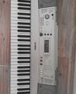 Keyboard met voetpedaal en standaard