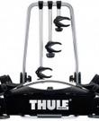 Fietsendrager op trekhaak voor 3 fietsen