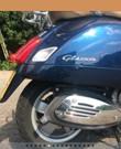 Vespa motorscooter 250cc