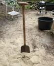 Sterke tuinschep / spade