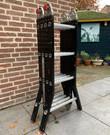 Vouwladder ladder