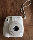 Polaroid camera instax