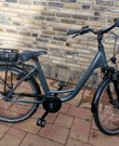 Nieuwe elektrische fiets Victoria Rad e-classic