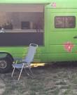 DIY hippie camper