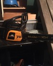 Professionele benzine kettingzaag (draadloos)