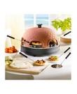 Pizzarette voor 4 personen grill gourmetset
