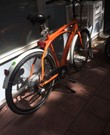 E-bike herenmodel transportfiets