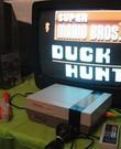 Duck Hunt + Retro TV