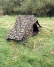 Legertent pup tent