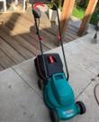 Bosch elektronische grasmaaier