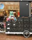 GROTE HEAVY DUTY FIETSAANHANGER voor kleine en grote/zware transporten of verhuizingen