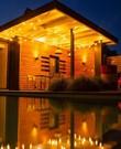 Prikkabel feestverlichting - 25 m - dimbare LED filamentlampen - buiten