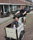 (Tijdelijk Niet beschikbaar) Bakfiets driewieler