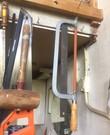 Handzaag laminator