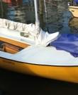 Open zeilboot Barnegat 505