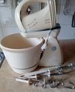 Mixer, Philips Cucina, met kom, standaard, garden, deeghaken en spatel