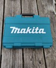 Accuboormachine van Makita
