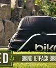 Fietskoffer BIKND Jetpack  top veiligheid voor je fiets