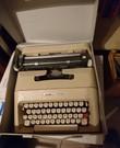 Typemachine van weleer