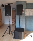 Electro Voice ZLX 12P - Electro Voice EKX 18-SP
