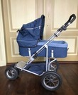All-terrain kinderwagen