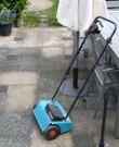 Verticuteermachine Gardena elektrisch