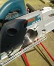 Invalzaag / Cirkelzaag met geleiderails Bosch Professional