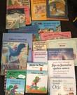 Voorleesboekjes voor jongen van 3 en meisje van 6 jaar.