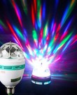 LED Rotating disco lamp