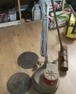 Vloer schuurmachine beton (tbv PVC) of parket