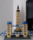 Wange towers bridge of BIG Ben(Lego)