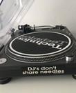 Technics sl1200 sl1210 platenspelers dj set vinyl