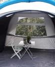 Opblaasbare tent, Fresh & Black quechua 8 personen