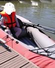 Opblaasbare kano