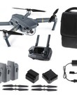 Drone - DJI Mavic Pro (incl. 3 battery packs & diverse filters)