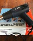 Heteluchtpistool Heat Gun