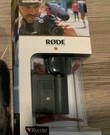 Videomic rode rycote microfoon opnemen dslr camera