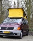 Leuke Mercedes Benz Camper