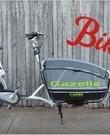 Bakfiets met 2 wielen (gazelle)