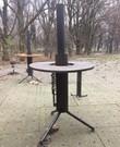 Borreltafel met terrasverwarming